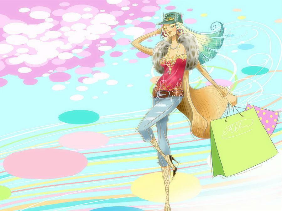 购物的常用英语怎么说