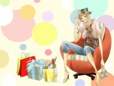 关于购物的日语怎么说