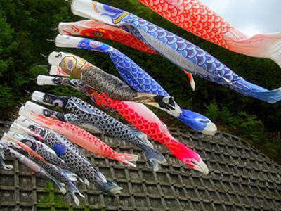 日本儿童节习俗,日本男孩节有哪些习俗