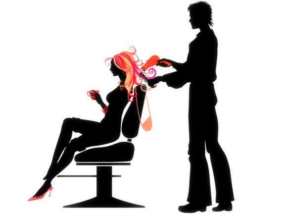 剪头发的英语 关于理发的英语怎么说 蓝天外语官网 蓝天外语培训